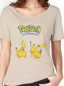 Poképorn-Official Pokémon Breeder Women's Relaxed Fit T-Shirt