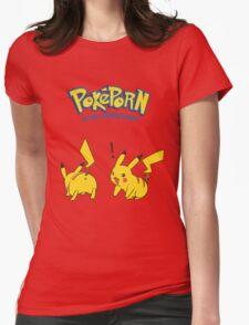 Poképorn-Official Pokémon Breeder Womens Fitted T-Shirt