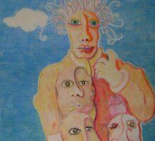 Wolfgang Amadeus Mushroom by damiansully