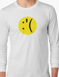 Crying 2 Long Sleeve T-Shirt