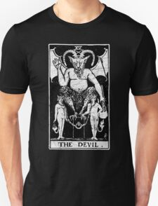 The Devil Tarot Card - Major Arcana - fortune telling - occult T-Shirt
