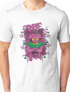 Zombie pumpkin Unisex T-Shirt