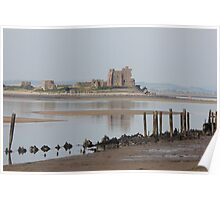 Furness low tide Poster