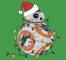 Deck the Droid One Piece - Short Sleeve