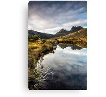 Dawn Reflections Canvas Print