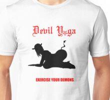 Devil Yoga Unisex T-Shirt