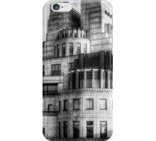 The SIS Secret Service Building London iPhone Case/Skin