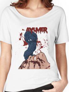 Aylmer - Brain Damage Women's Relaxed Fit T-Shirt