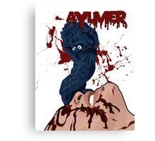 Aylmer - Brain Damage Canvas Print