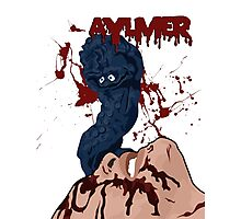 Aylmer - Brain Damage Photographic Print