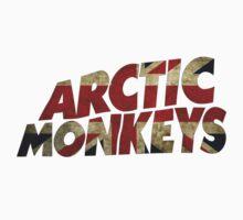 Arctic Monkeys Union Jack by tomlefroy