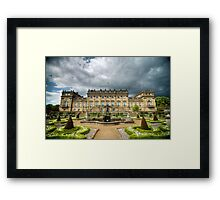 Harewood House Framed Print