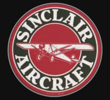 Sinclair aircraft fuel by justicious