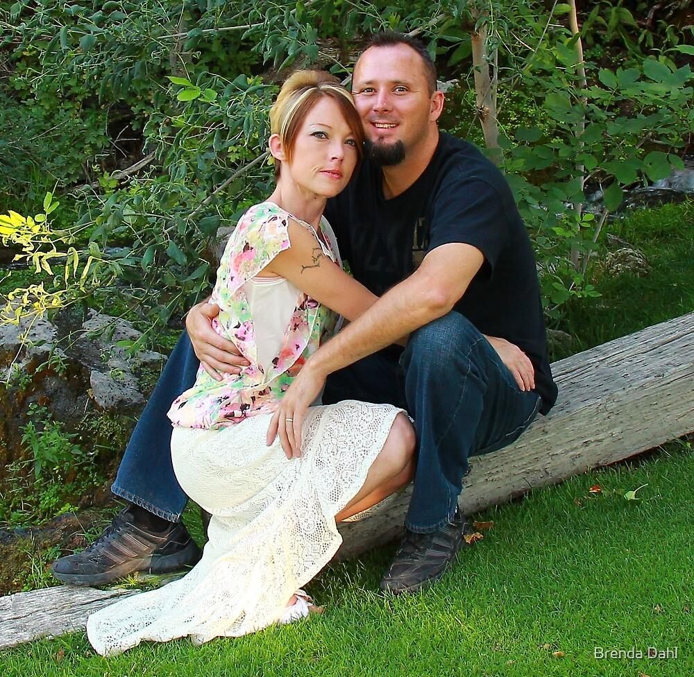 Happy 6 year's of Love 6th year anniversarry (7-13-2013) by Brenda Dahl
