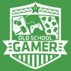 Old School Gamer by Jason Tracewell
