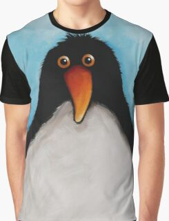 A cuddly Penguin Graphic T-Shirt