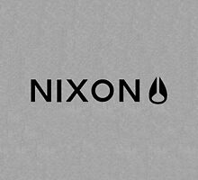 Nixon Watches Badge Logo by vincepro76