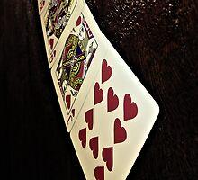 Cards of Hearts by Aleks Canard