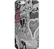 Cancer's Pink iPhone Case/Skin