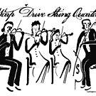 Warp Drive String Quartet by EyeMagined
