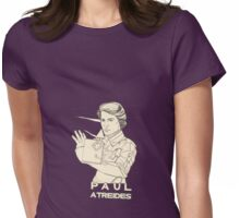 Paul Atreides Womens Fitted T-Shirt