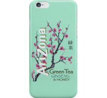Arizona Green iPhone Case/Skin