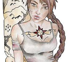 The Adventurer by Courtney Marie Art