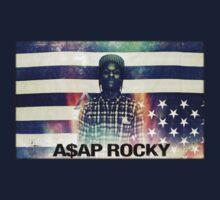 A$AP ROCKY COLOR Kids Clothes
