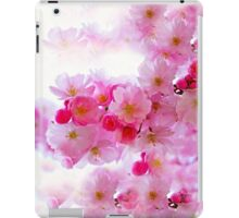 Cherry Blossoms So Pink iPad Case/Skin