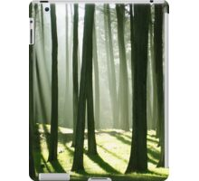 Foggy Trees iPad Case/Skin