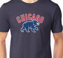 Chicago cubs bear sport Unisex T-Shirt