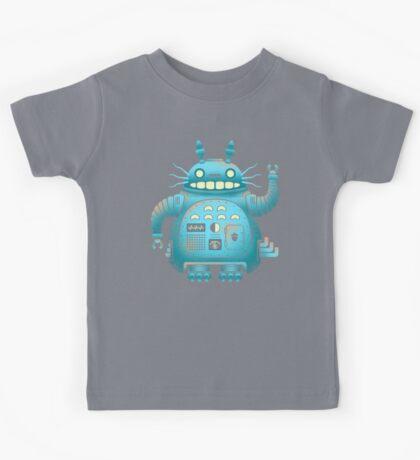 TOTOROBOT! Kids Tee