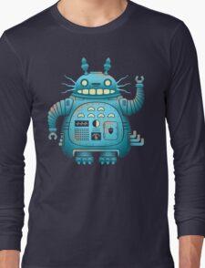 TOTOROBOT! Long Sleeve T-Shirt