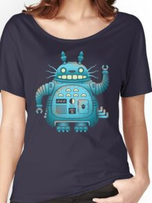 TOTOROBOT! Women's Relaxed Fit T-Shirt