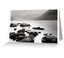 Wast Water 2, www.steventaylorphotography.co.uk Greeting Card
