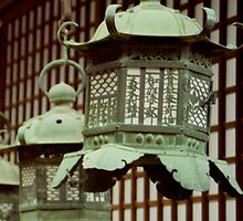 Japanese Lanterns by samrkyoung