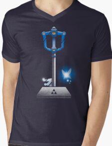 MASTER KEYBLADE Mens V-Neck T-Shirt