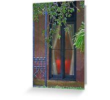 The Parish Window Greeting Card