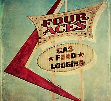 Four Aces Motel  by Honey Malek