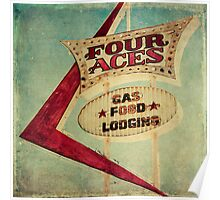 Four Aces Motel  Poster