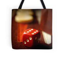 Backgammon game Tote Bag