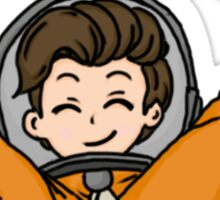Louis in DMD Sticker