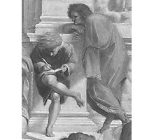 Use Your Illusion - The School of Athens Photographic Print