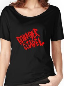 Game - Remember Citadel Women's Relaxed Fit T-Shirt