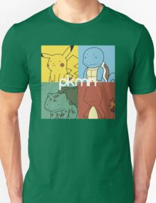 pkmn with text T-Shirt
