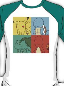 pkmn without text T-Shirt