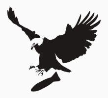 Eagle (Unwanted War) by MonikaMony