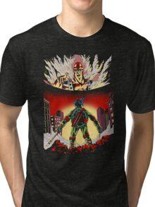 Attack on Krang Tri-blend T-Shirt