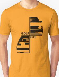 vw golf, golf gti mk2 T-Shirt