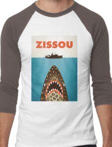 Zissou Men's Baseball ¾ T-Shirt